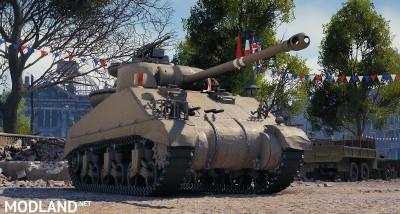 Classic's M4A2 Sherman Firefly IIIC Remodel 2.4 [1.4.1.1]